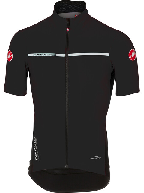 Castelli Perfetto Light 2 Jersey Men light black